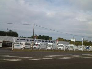 Caravaning Central Le Mans