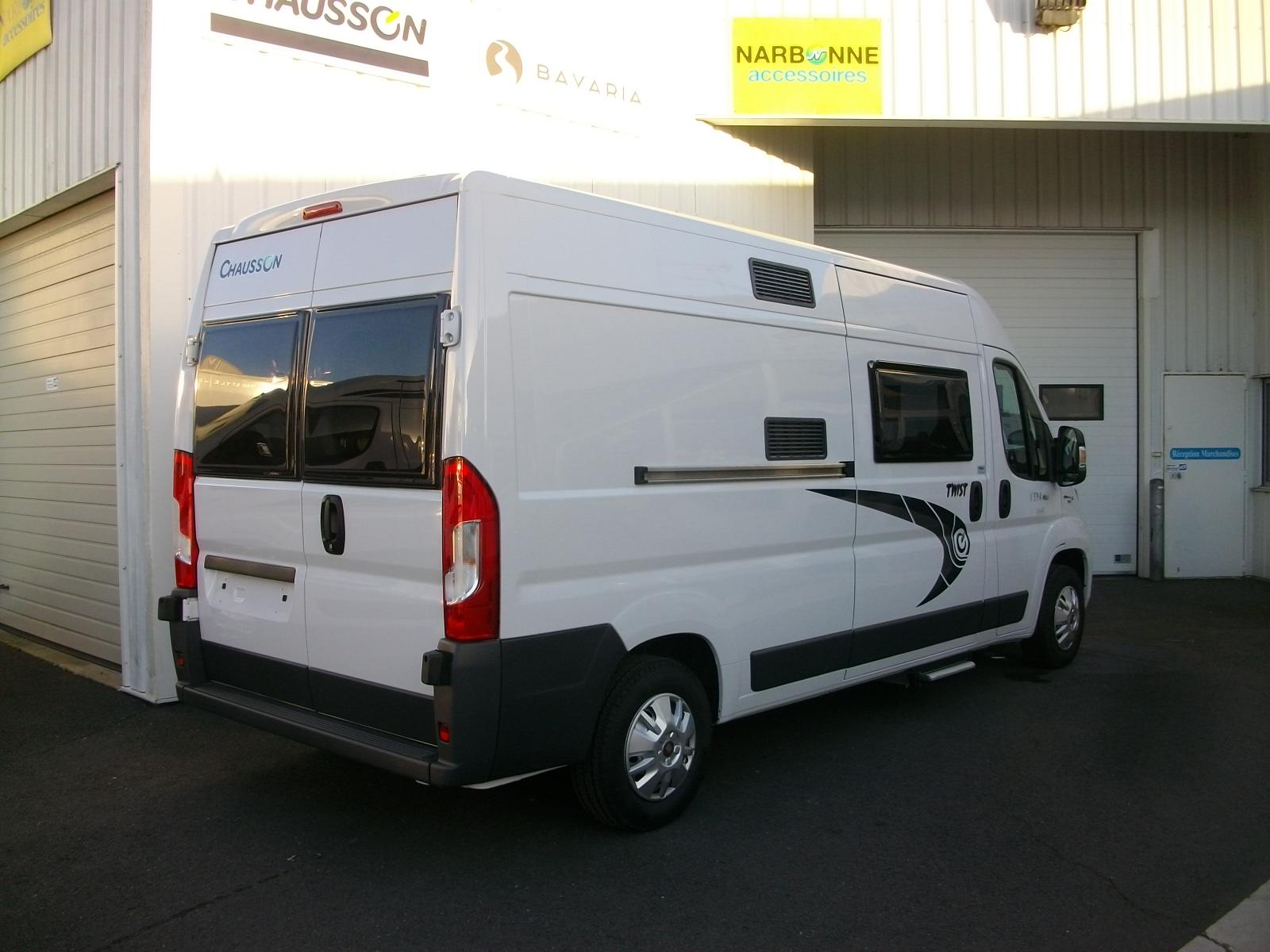 Salon Du Camping Car  Cholet